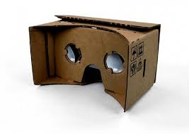 Google Cardboard, VR Headset, ColorCross